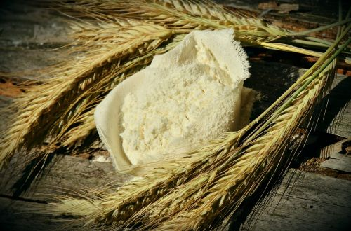 flour cereals spike