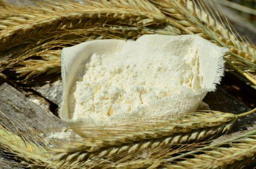 flour cereals barley