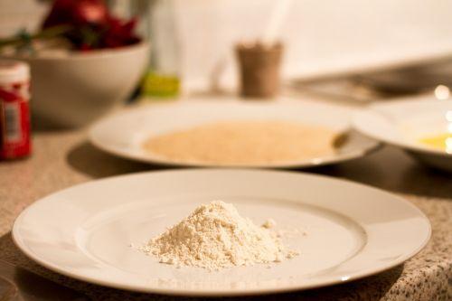 flour cook food