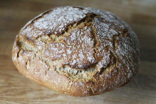 flour rye bread