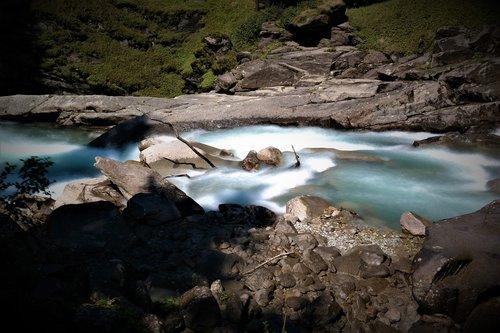 flow  bach  water