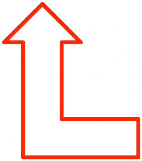 flowchart arrow process