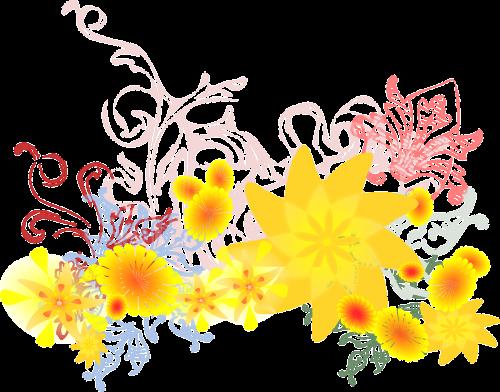 flower yellow flourish