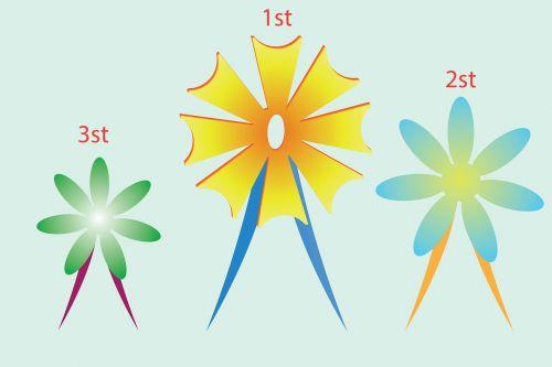 flower background rank