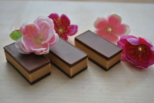 flower chocolate rose