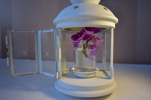 flower candlestick