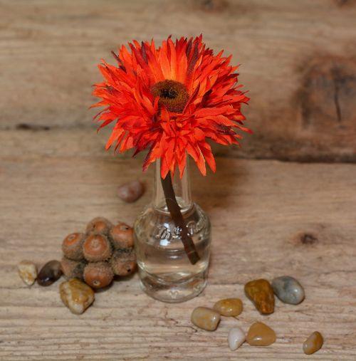 flower dekoblume plastic flower