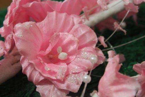 gėlės, žiedlapiai, fonas, perlas, žiedadulkės, objektas, rožinis, tapetai, gėlių fonas 01