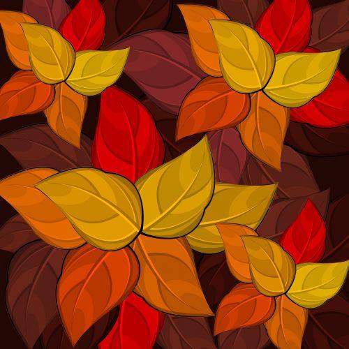 flower background flower design leaf background