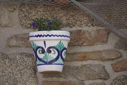 flower pot pot flowers
