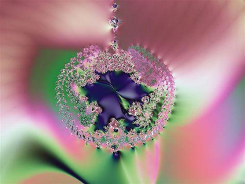 Flowerlike Fractal