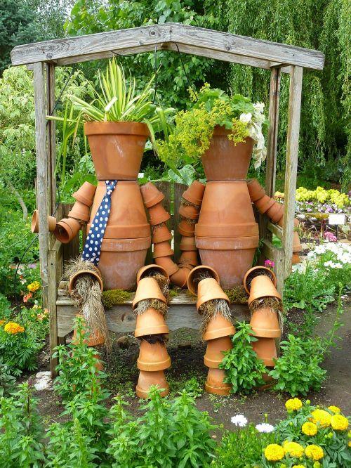 flowerpot garden pot