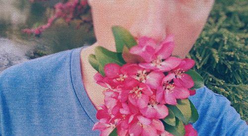 flowers spring aroma