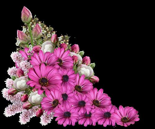 flowers bouquet decoration