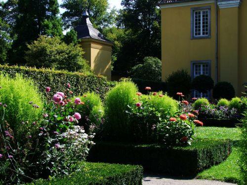 flowers orangery castle benrath