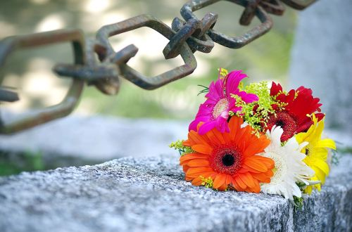 flowers wedding union