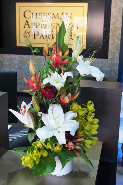 flowers arrangement florist