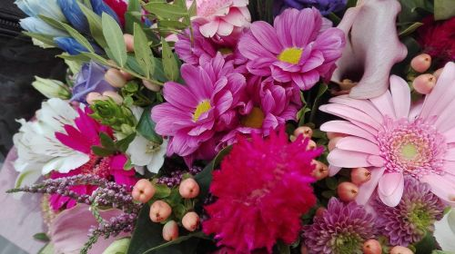 flowers bouquet hardcover flower