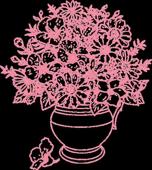 flowers vase flower vase
