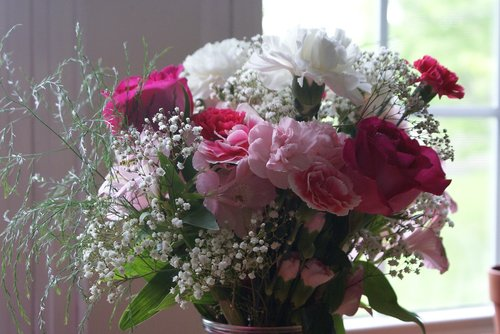 flowers  floral arrangement  floral