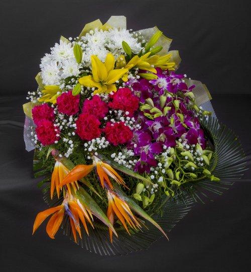 flowers  arrangements  fragrant