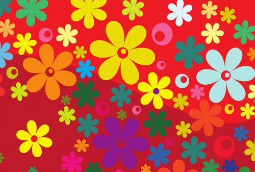 flowers ornament decoration