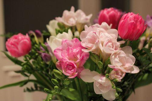flowers bouquet nature