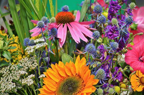 flowers bouquet of flowers flowers was