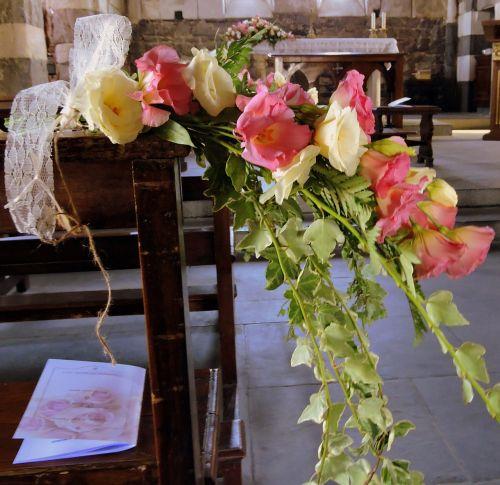flowers banco church