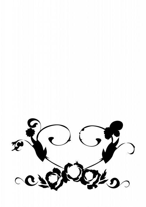 Flowery Motif
