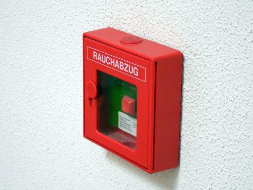flue fire detector brand