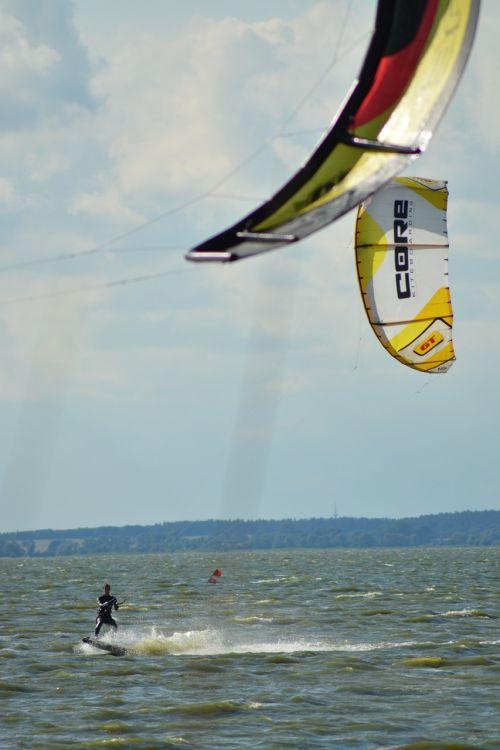 kite surf kiting water sports