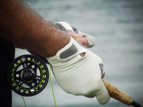 fly-fishing fun relax