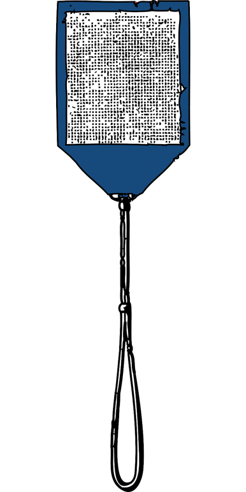 fly swatter pest control swat