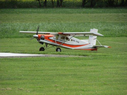 flyer  model  aircraft