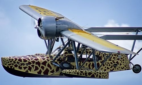 flying giraffe flying boat sikorsky s-39