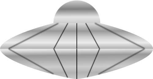flying saucer ufo space ship