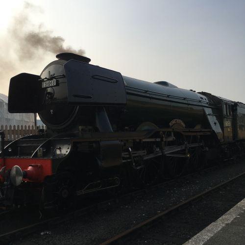 flying scotsman steam engine trains