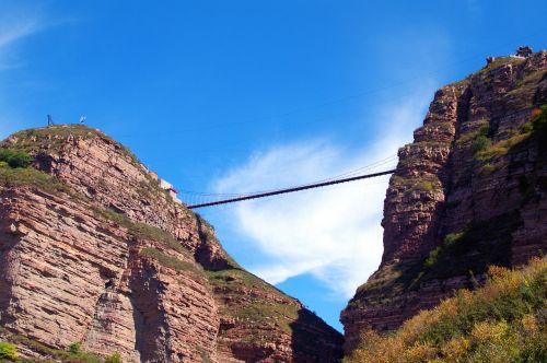 flyover bridge natural barrier