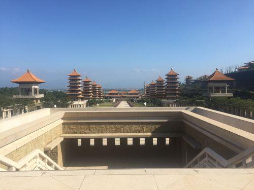 fo guang shan kaohsiung temple