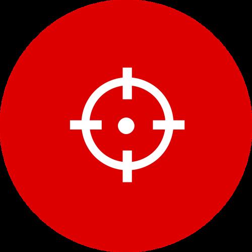focus target objective