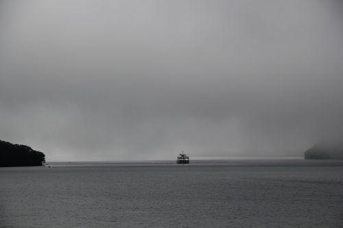 fog mist scary