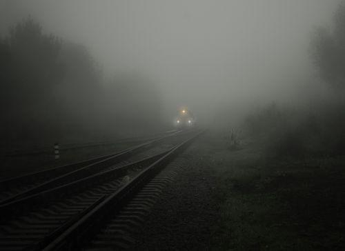 fog train lights