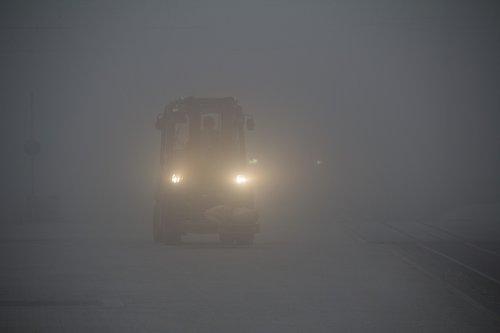 fog  morning  haze