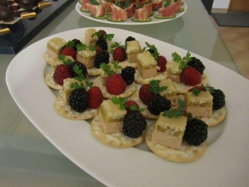 foie gras gourmet cheese