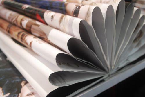 Folded Paper