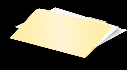 folder files documents
