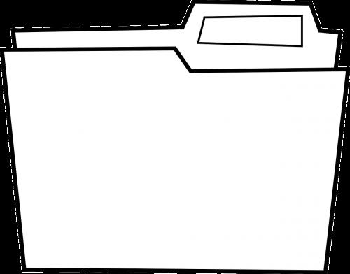 folder dossier files