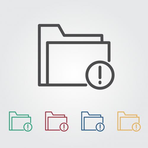 folder icon file