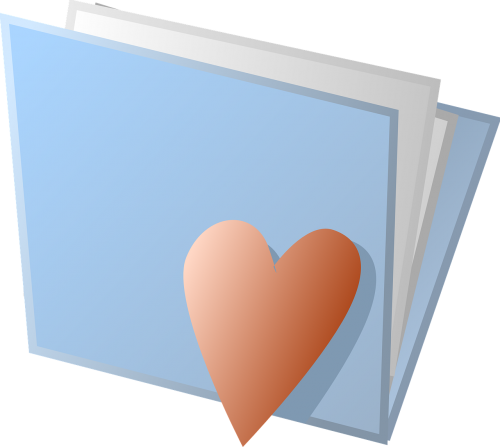 folder file favorites